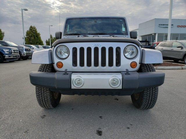 Pre-Owned 2013 Jeep Wrangler Unlimited 4WD 4dr Sahara