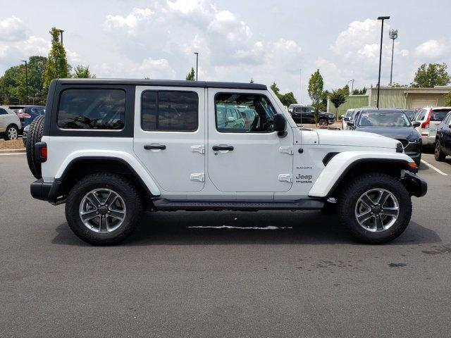 New 2019 JEEP Wrangler Unlimited Sahara 4x4