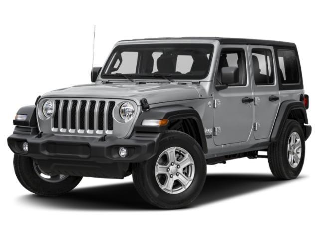 New 2020 JEEP Wrangler Unlimited North Edition 4x4