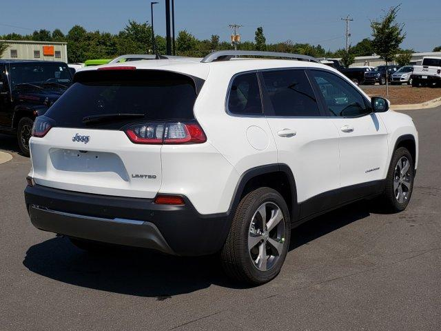 New 2020 JEEP Cherokee Limited FWD