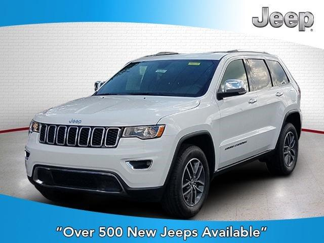 New 2018 JEEP Grand Cherokee Limited 4x2