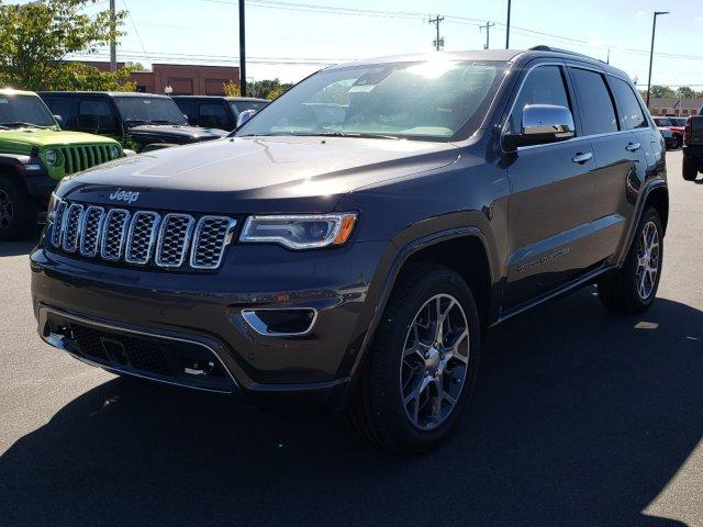 New 2020 JEEP Grand Cherokee Overland 4x4