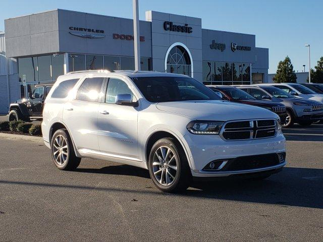 New 2019 DODGE Durango Citadel Anodized Platinum AWD
