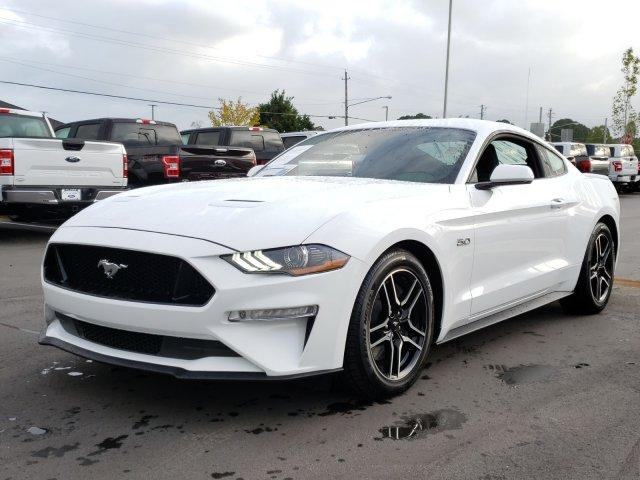 Pre-Owned 2018 Ford Mustang GT Fastback