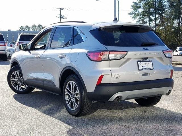 Pre-Owned 2020 Ford Escape SEL FWD