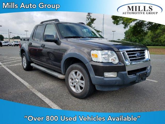2007 Ford Explorer Sport Trac >> Pre Owned 2007 Ford Explorer Sport Trac 4wd 4dr V6 Xlt 4wd