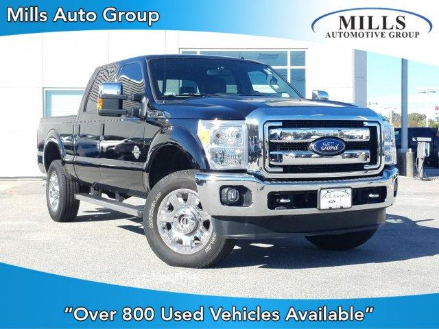 Pre-Owned 2016 Ford Super Duty F-350 SRW 4WD Crew Cab 156 Lariat
