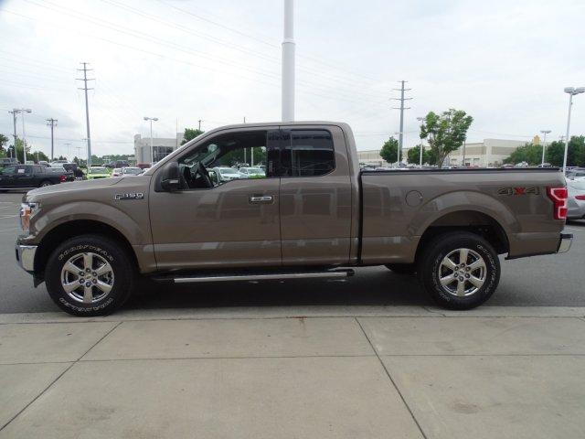 Pre-Owned 2018 Ford F-150 XLT 4WD SuperCab 6.5' Box
