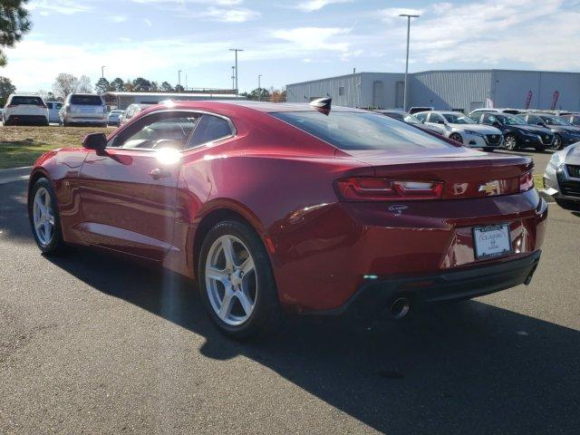 Pre-Owned 2016 Chevrolet Camaro 2dr Cpe 1LT