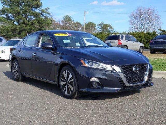 Pre-Owned 2019 Nissan Altima 2.5 SV Sedan