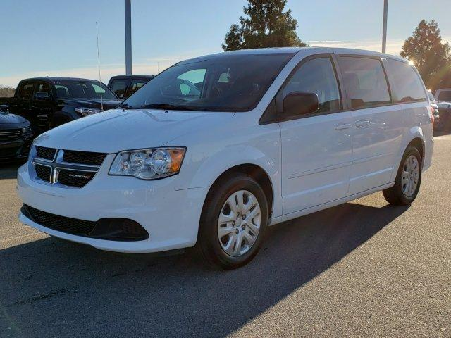Pre-Owned 2017 Dodge Grand Caravan SE Wagon