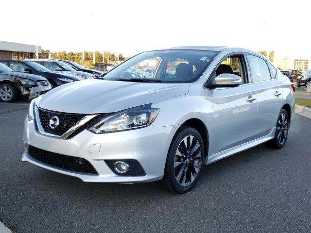 Pre-Owned 2017 Nissan Sentra SR Turbo Manual