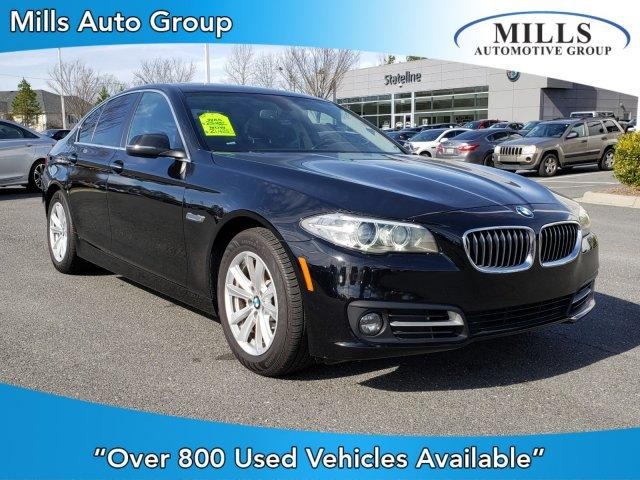 Pre-Owned 2016 BMW 5 Series 4dr Sdn 528i RWD