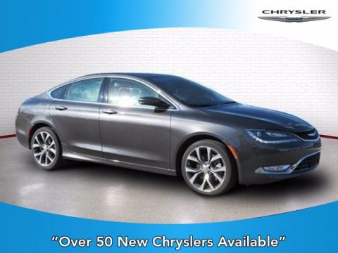 New 2016 CHRYSLER 200 C With Navigation