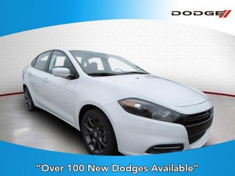 New 2016 DODGE Dart 4dr Sdn SE *Ltd Avail*
