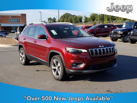 2020 JEEP Cherokee Limited