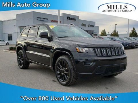 Pre-Owned 2017 Jeep Grand Cherokee Altitude 4x2 *Ltd Avail*
