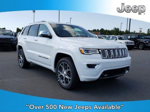 New 2020 JEEP Grand Cherokee Overland 4x2