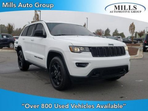 Pre-Owned 2018 Jeep Grand Cherokee Upland 4x4 *Ltd Avail*