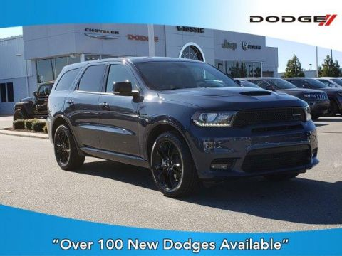 New 2020 DODGE Durango R/T RWD