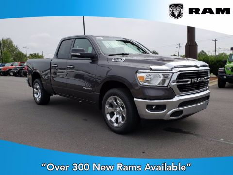 New 2019 RAM All-New 1500 Big Horn/Lone Star 4x2 Quad Cab