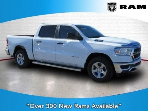 2019 RAM All-New  1500 Tradesman 4x2 Crew Cab 5'7 Box