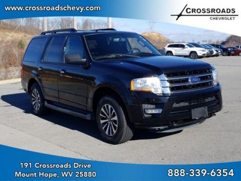 Pre-Owned 2016 Ford Expedition 4WD 4dr XLT