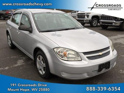 Pre-Owned 2008 Chevrolet Cobalt 4dr Sdn LS