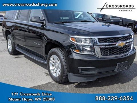 Pre-Owned 2019 Chevrolet Suburban 4WD 4dr 1500 LT 4WD