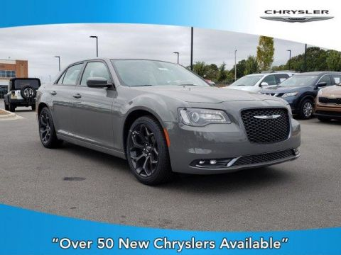 New 2019 CHRYSLER 300 300S RWD