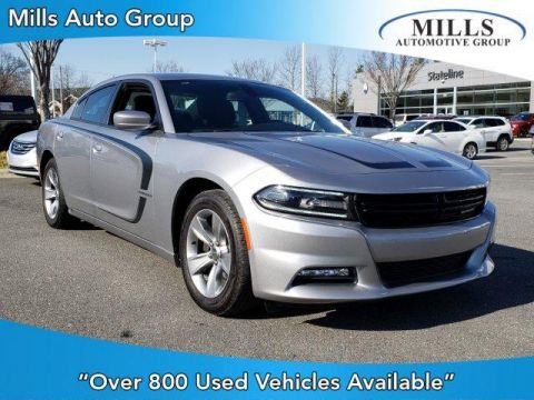 Certified Pre-Owned 2017 Dodge Charger SXT RWD