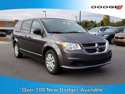 New 2019 DODGE Grand Caravan SE FWD Passenger Van