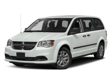 Pre-Owned 2016 Dodge Grand Caravan 4dr Wgn SXT Plus