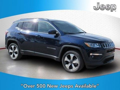 New 2018 JEEP Compass Latitude FWD