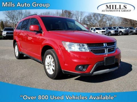 Pre-Owned 2015 Dodge Journey FWD 4dr SXT