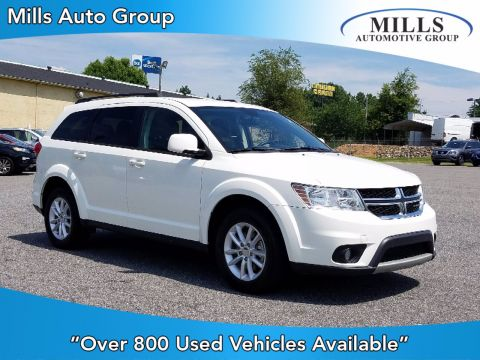 Certified Pre-Owned 2017 Dodge Journey SXT FWD Sport Utility