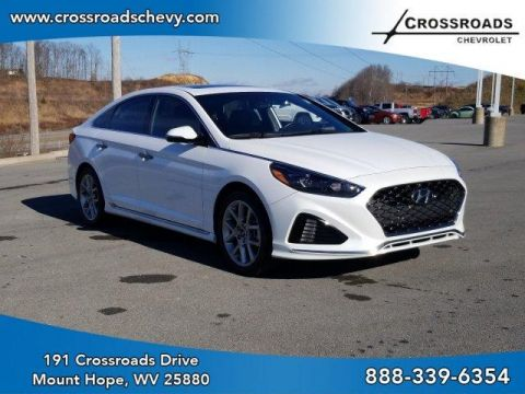 Pre-Owned 2018 Hyundai Sonata Sport 2.0T *Ltd Avail*