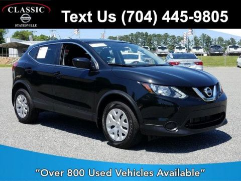 Pre-Owned 2018 Nissan Rogue Sport FWD S