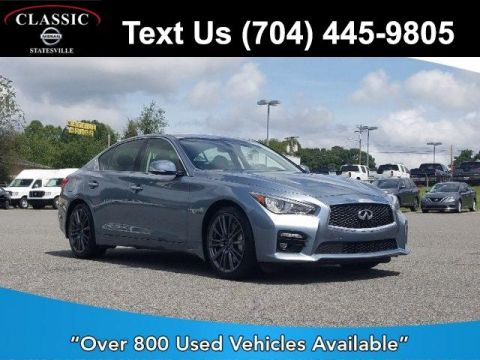 Pre-Owned 2016 INFINITI Q50 4dr Sdn 3.0t Red Sport 400 AWD