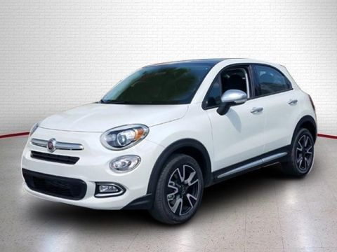 New 2018 FIAT 500X Pop FWD
