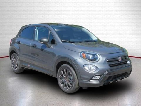New 2018 FIAT 500X Urbana Edition FWD