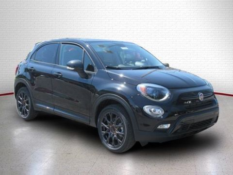 New 2018 FIAT 500X Urbana Edition FWD With Navigation